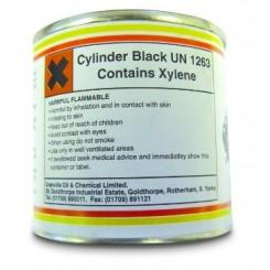 Cylindersort maling